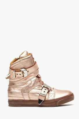Nasty Gal Rizzle Sneaker