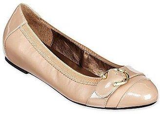 JCPenney Liz & Co.® Gabi Flexible Flat Slip Ons