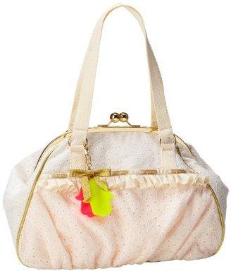 Le Sport Sac Freddie Frame Bag With Charm Shoulder Bag