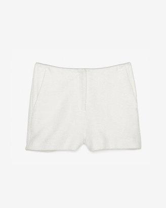L'Agence Trouser Boucle Shorts