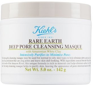 Kiehl's Since 1851 'Rare Earth' Deep Pore Cleansing Masque $30 thestylecure.com