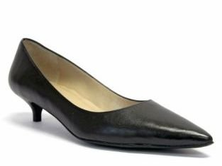 Ellen Tracy Page Pointy-Toe Pumps