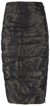 AllSaints Metali Skirt