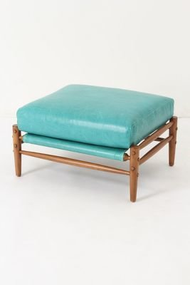 Anthropologie Rhys Ottoman