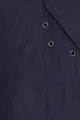 Burberry Technical taffeta jacket