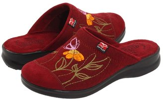 Fly Flot Pasture (Bordeaux Wool) - Footwear