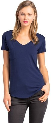 Women's Lamade V-Neck Pocket Tee $40 thestylecure.com