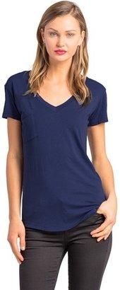 Women's Lamade V-Neck Pocket Tee $40 thestylecure.com