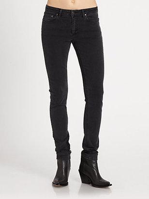 Acne Studios Skin 5 Skinny Jeans/Deep