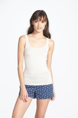 Women's Hinge Jersey Tank $26 thestylecure.com