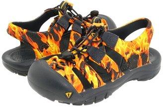 Keen Kids - Sunport (Little Kid/Big Kid) (Flame) - Footwear