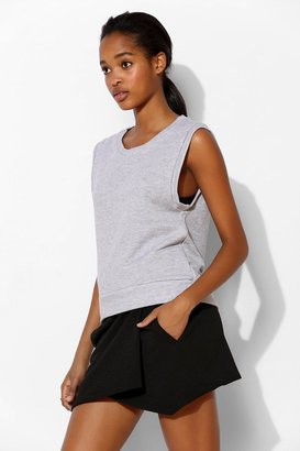 Urban Outfitters Streets Of Paradise Sleeveless Pullover Sweatshirt