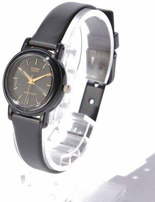 Casio (カシオ) - 【40%OFF】Watch collectionラウンドアナログ SユニセックスブラックF【Watch collection】【タイムセール開催中】