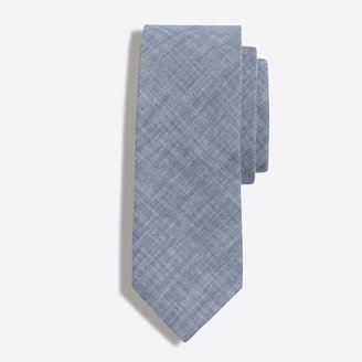 Mercantile Faded chambray tie