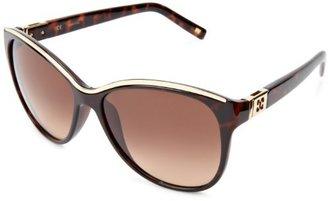 Escada SES222-09TB Cat-Eye Sunglasses