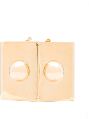 Chloé Babeth Brass Cuff in Gold