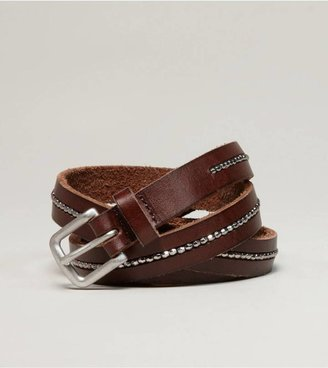 American Eagle AEO Beaded Belt Style: 0423-8220 | Color: 203