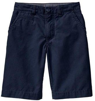 Gap Colored flat-front shorts