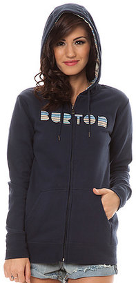 Burton The Gravity Basic Hoody in Eclipse