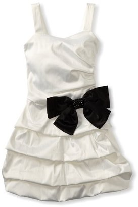 Ruby Rox Girls 7-16 Pick-Up With Drop Waist Bow
