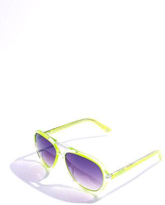 Michael Kors Caicos Sunglasses, Lime or Fuchsia