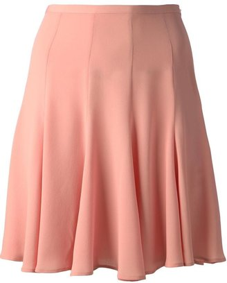 Cacharel pleated skirt