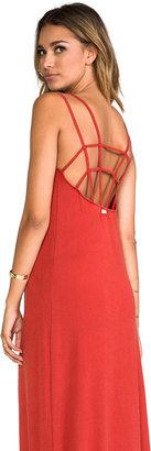 RVCA Bolan Maxi Dress