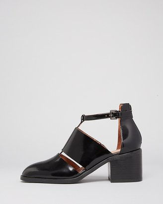 Jeffrey Campbell Flat Sandals - Melina Cut Out