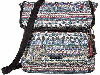 Sakroots Artist Circle Convertible Backpack (Multi One World) Backpack Bags