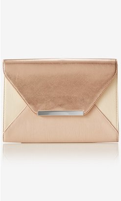 Express Bar Accent Envelope Clutch