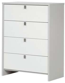 South Shore Cookie 4 Drawer Chest South Shore