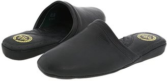 L.B. Evans Aristocrat Scuff (Black) Men's Slippers