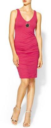 Velvet by Graham & Spencer Cinnamon Gauzy Whisper Dress
