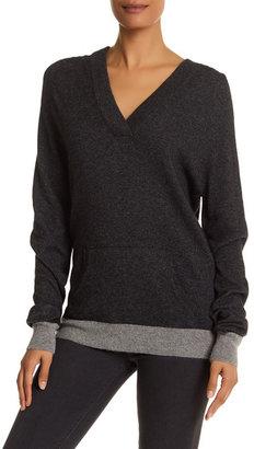 Portolano Hooded Sweater $276 thestylecure.com