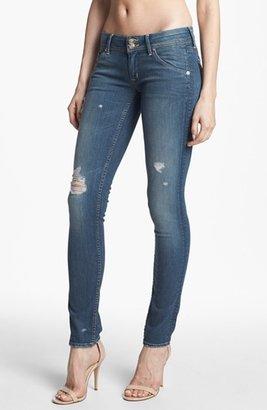 Hudson Jeans 'Collin' Distressed Skinny Jeans (Vintage Florence)