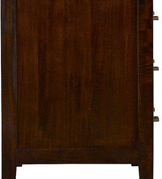 Crate & Barrel Dawson Clove 6-Drawer Dresser