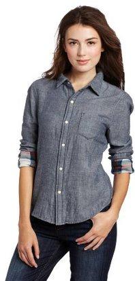 Joe's Jeans Women's Single Pocket Shirt