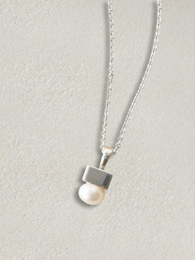 Pendleton Pearl Drop Necklace