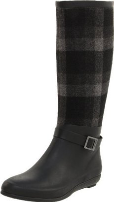 Chooka Women's Window Wool Wedge Boot