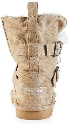 Aeropostale Slouchy Buckle Boot