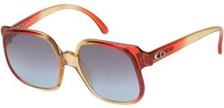 Christian Dior square sunglasses