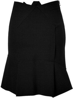 Roland Mouret Uraba Flared Skirt