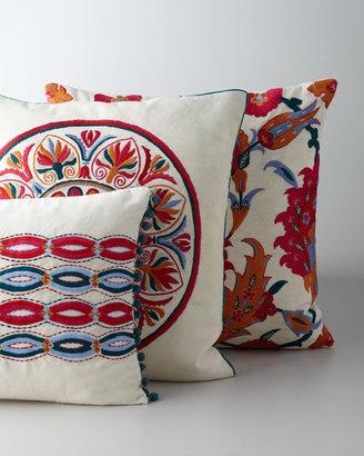 """Horchow Design Accents """"Uzbek"""" Accent Pillows"""