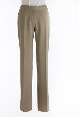 T Tahari PETITE Petites Sahara Straight-Leg Pants