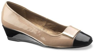 Hush Puppies Soft style by shelby wedges - women