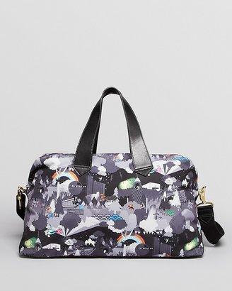 Paul Smith Rainbow Weekender Bag