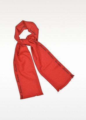 Ferrari Signature Wool Scarf