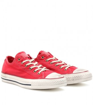 Converse CHUCK TAYLOR ALL STAR WELL WORN LOW-TOP SNEAKERS