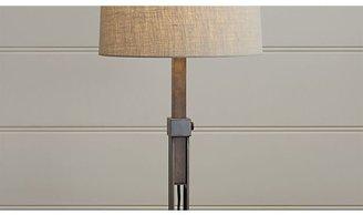 Crate & Barrel Denley Bronze Table Lamp