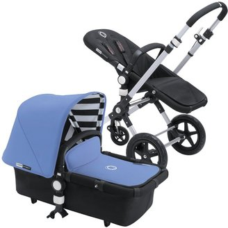 Bugaboo Cameleon3 & Tailored Fabric Set - Sand/Jewel Blue (Special Edition)